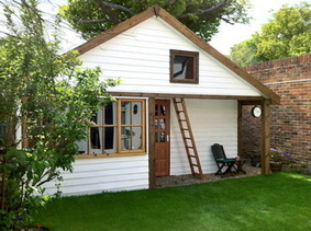 """""""Tiny House"""" Cabins, Off Grid Micro Homes, built in Surrey UK 