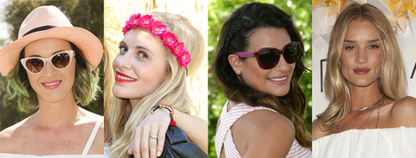 What Coachella 2014 taught us about festival beauty | Coachella 2014 | Scoop.it