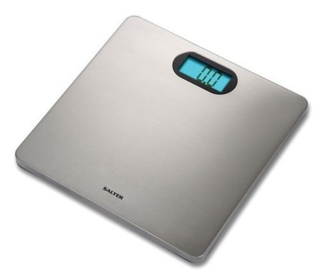 Salter Electronic Personal Weighing Scale 9016 | Health | Scoop.it