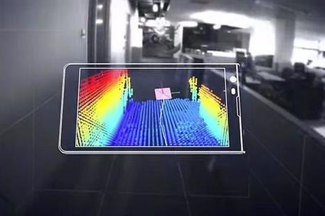 Google's Project Tango will let you scan the world in 3D, coming to smartphones this year | Top CAD Experts updates | Scoop.it