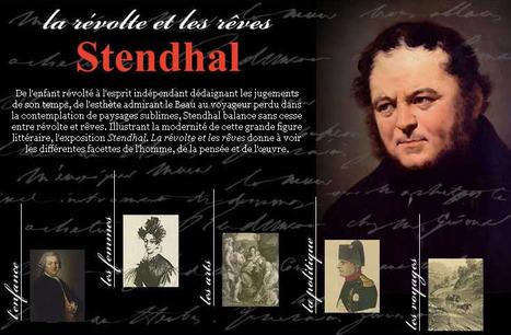 Stendhal: La révolte et les rêves - Littérature AudioVisuelle | Langues Education | Scoop.it
