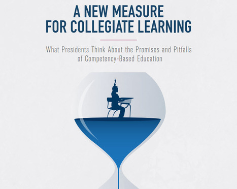 About the Promises and Pitfalls of Competency-Based Education   Higher Education   Scoop.it