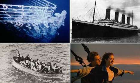 Titanic tragedy's 103rd anniversary | All about water, the oceans, environmental issues | Scoop.it
