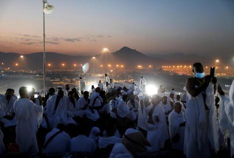 Yli 1,8 miljoonaa muslimia kerääntynyt pyhiinvaellukselle Saudi-Arabiassa | Uskonto | Scoop.it