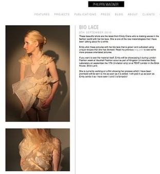 Cultivated Couture | Embodied Zeitgeist | Scoop.it