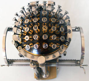 15 ans de machines d'écritures | Graphic Design and Typography | Scoop.it