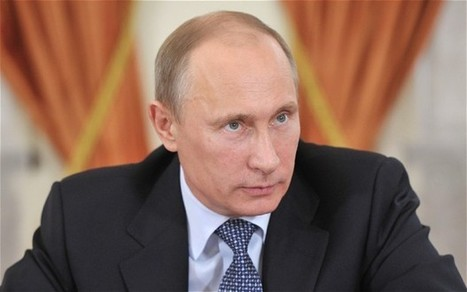 Vladimir Putin threatens to change Russia's adoption laws over gay marriage | LGBT News & Entertainment! | Scoop.it