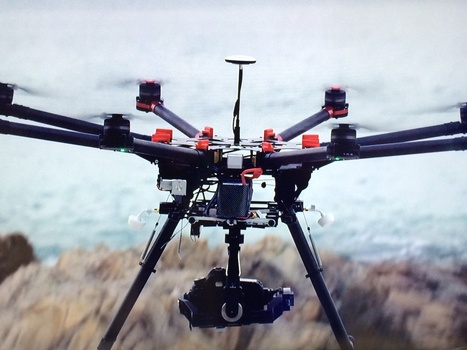 Pro-Quality Aerial Photography Goes Plug-and-Play with the DJI S1000 | Tu Imagines ? Construis ! | Scoop.it