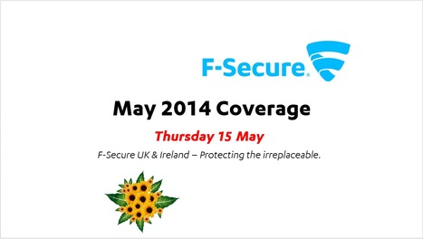 May Coverage (15th) | F-Secure Coverage (UK) | Scoop.it