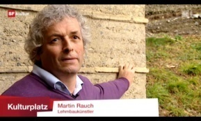 Martin Rauch (A) - Topic: Construction with Stamped Clay | Energy in Buildings 2012 | Scoop.it