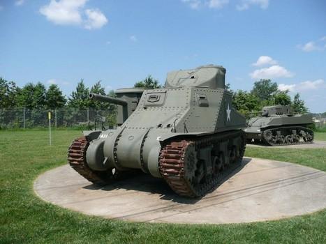 M31B1 – WalkAround | History Around the Net | Scoop.it