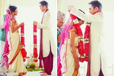 The Significance of Garlands in Indian Wedding | Education-Shiksha | Scoop.it