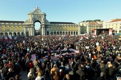 La rue fait reculer le gouvernement portugais   Mobilisations, luttes et solidarités   Mouvement.   Scoop.it