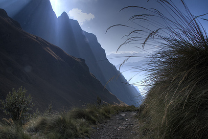 Driving Along the Inca Trail | Jake GEO Portfolio (Spring '14) | Scoop.it