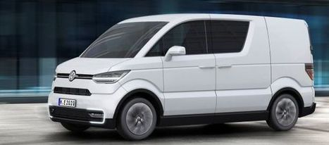 Nástupca Volkswagenu Transporter dorazí do konca roka | Doprava a technológie | Scoop.it