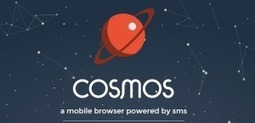 Cosmos Browser - Surf Web Without a Data Connection | T2Lead | Scoop.it