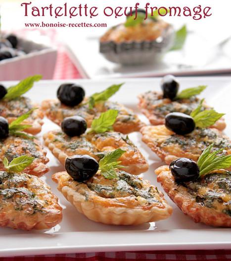 Tartelette aux fromages/oeufs,herbes   cuisine algerienne et recettes de ramadan   Scoop.it