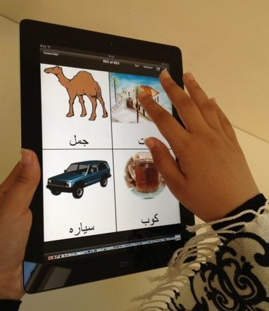 Project Overview | Arab Symbol Dictionary for AAC | AAC: Augmentative and Alternative Communication | Scoop.it