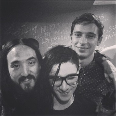 Skrillex And Flume Have Completed a 2 Song Collaboration | Electronic Dance Music (EDM) News | Scoop.it