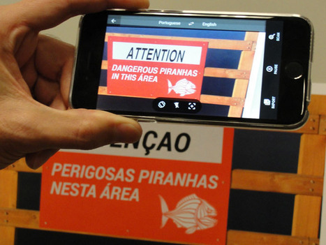 Travelers rejoice! Smartphones turned into real-time voice and sign translators | EFL Student-Centered Teaching | Scoop.it