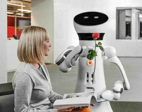 Care-O-bot 4 Is the Robot Servant We All Want But Probably Can't Afford | Robotic applications | Scoop.it