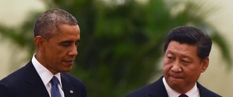 U.S., China Unveil Ambitious Climate Change Goals | Sustain Our Earth | Scoop.it