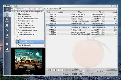 Clementine 1.2 estrena soporte para Dropbox, Ubuntu One, SkyDrive... - MuyLinux | BP | Scoop.it