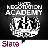 iTunes - Podcasts - Slate's Negotiation Academy by Slate Magazine | Screen Right (Screenwrite) | Scoop.it