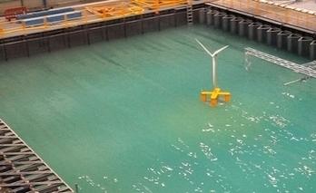 Ensayo del primer prototipo de la plataforma eólica flotante Nautilus | Smart cities | Scoop.it