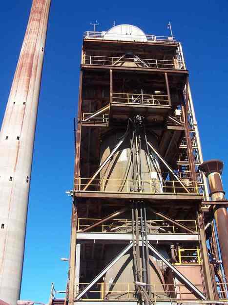 Sulphur Dioxide Management | Effects of Smelter Emissions on Human Health | Scoop.it