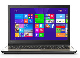 Toshiba Satellite L50-CBT2G22 Review - All Electric Review | Laptop Reviews | Scoop.it