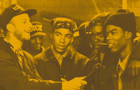 "17 Ways ""CB4"" Predicted Rap Today - Rappers have their own personal film crews follow them around 