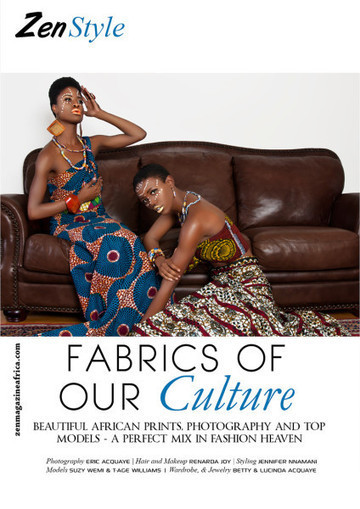 For the Love of African Fashion Photography! View the ... - Bella Naija | Photography | Scoop.it
