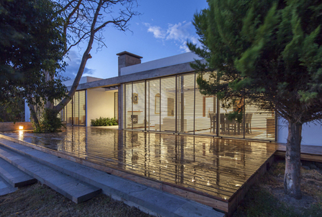 Casa G1 by Cristina Vargas | Awesome Architecture | Scoop.it