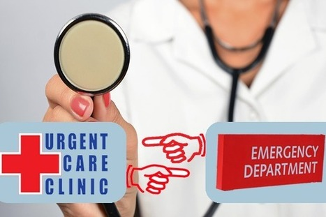 5 Major Advantages of Urgent Care over Emergency Departments | Walk In Clinic in Naperville, Lisle | Doctors Immediate Care | Scoop.it