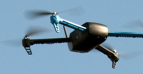 Drone : vers une notice obligatoire rappelant la réglementation en vigueur ? | Libertés Numériques | Scoop.it