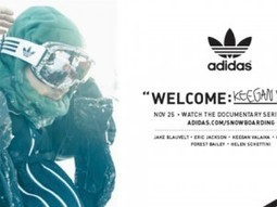 adidas snowboarding presents Welcome: Keegan Valaika ... | sports | Scoop.it