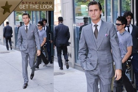 Men's Monday: Get The Look – Scott Disick | StyleCard Fashion Portal | Best of the Los Angeles Fashion | Scoop.it