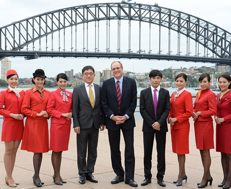 10 busiest airlines flying to/from Australia   The Insight Files   Scoop.it