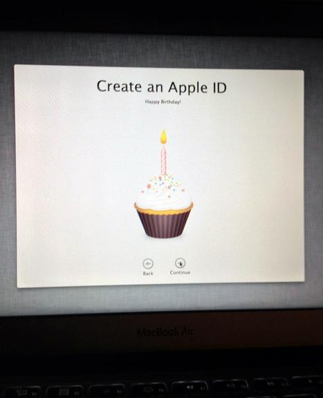 ↪ Detalhes: veja o que acontece quando você configura um Mac novo no dia do seu aniversário | Apple Mac OS News | Scoop.it