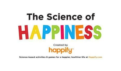 The Science of Happiness #infographic | Formazione e Coaching | Scoop.it