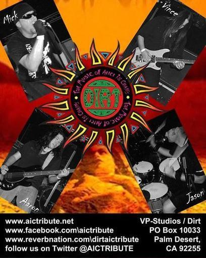 I Stay Away Live - 5312013 by Dirt - The Music of Alice in Chains | INDIE ARTISTS | Scoop.it