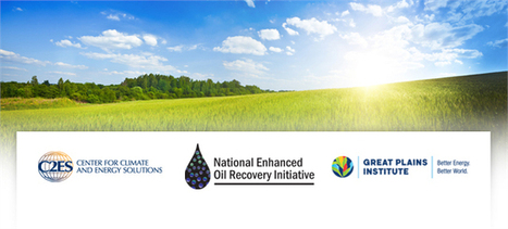 Press Release: Coalition Welcomes Bill to Encourage U.S. Oil Production Using CO2 | Enhanced Oil Recovery News | Scoop.it