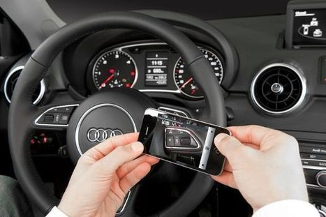Audi eKurzinfo: Augmented Reality-App statt Bedienungsanleitung ... | Augmented Reality & Ambient Intelligence | Scoop.it
