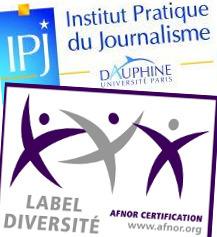 L'IPJ reçoit le label Diversité   DocPresseESJ   Scoop.it