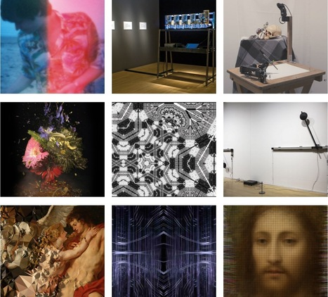 Creative Machine | Curators: William Latham, Atau Tanaka and Frederic Fol Leymarie | Digital #MediaArt(s) Numérique(s) | Scoop.it