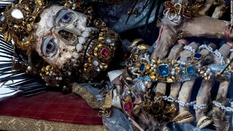 Beauty from the crypt: Europe's jeweled skeletons - CNN.com | Archaeology News | Scoop.it