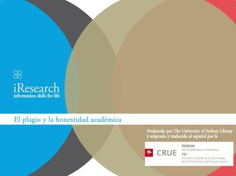 El plagio y la honestidad académica | Ci2 | Educación flexible y abierta | Scoop.it