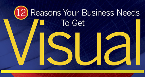 12 Reasons Your Business Needs to Get Visual [Infographic] | SM | Scoop.it