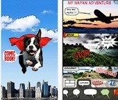7 Great iPad Apps for Creating Comic Strips ~ Educational Technology and Mobile Learning | Digital Storytelling Tools, Apps and Ideas | Scoop.it